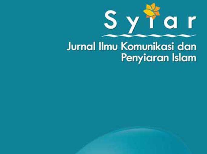 Syiar   Jurnal Ilmu Komunikasi dan Penyiaran Islam