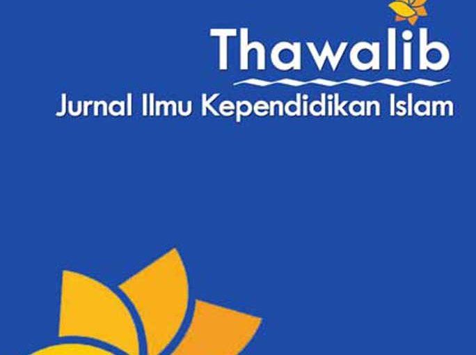Thawalib | Jurnal Ilmu Kependidikan Islam