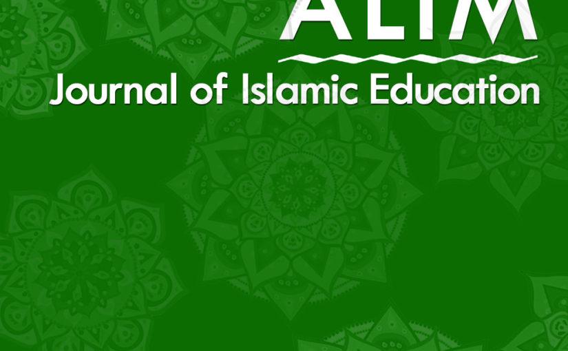 Alim | Journal of Islamic Education