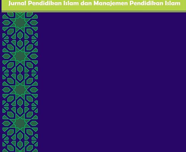 Andragogi | Jurnal Pendidikan Islam dan Manajemen Pendidikan Islam
