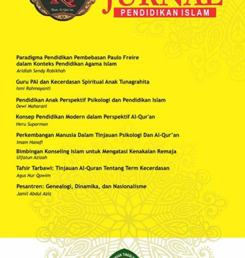 IQ (Ilmu Al-qur'an) | Jurnal Pendidikan Islam