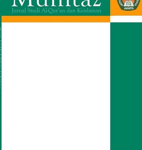 Mumtaz | Jurnal Studi Al-Qur'an dan Keislaman